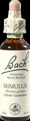 Bachblüten Mimulus Tropfen (PZN 00114904)