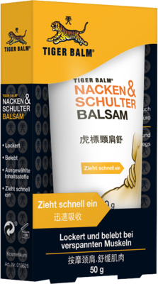 Tiger Balm Nacken & Schulter (PZN 08794809)