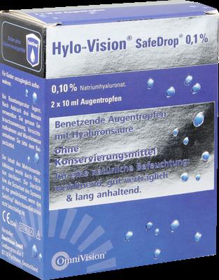 Hylo-vision Safedrop 0,1% (PZN 05730246)