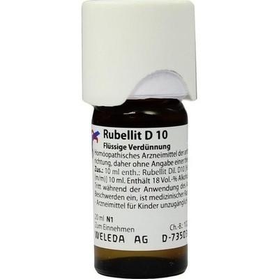Rubellit D 10 Dil. (PZN 07074964)