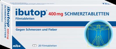 Ibutop 400 Mg Schmerz (PZN 07761914)