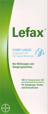 Lefax Pump Liquid (PZN 02563865)