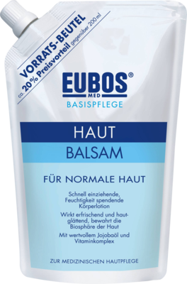Eubos Hautbalsam Nachfüll (PZN 08652771)