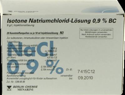 Isotone Nacl Loesung 0,9% Bc Plast. Inj.-lsg. (PZN 02337169)