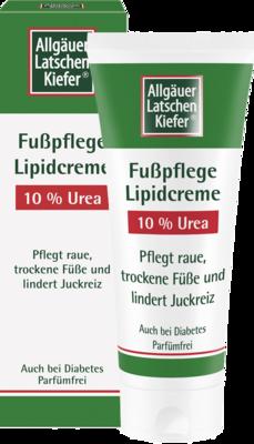 Allgaeuer Latschenk. Fusspfl.lipid Cr. 10% Urea (PZN 01757194)