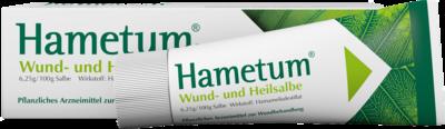 Hametum Wund U.-heilsalbe (PZN 00429045)
