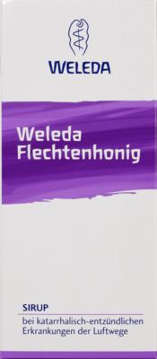 Weleda Flechtenhonig (PZN 09091292)