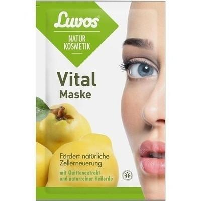 Luvos Heilerde Vital Maske Naturkosmetik (PZN 10739841)