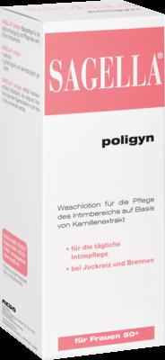 Sagella poligyn Intimwaschlotion für Frauen 50+ (PZN 09932544)
