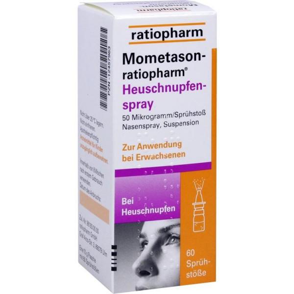Mometason-ratiopharm Heuschnupfen (PZN 12457963)
