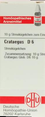 Crataegus D6 (PZN 04214086)