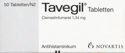 Tavegil (PZN 01407666)