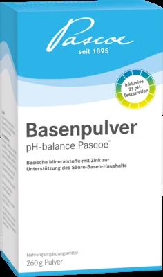 Basenpulver Pascoe (PZN 00047415)