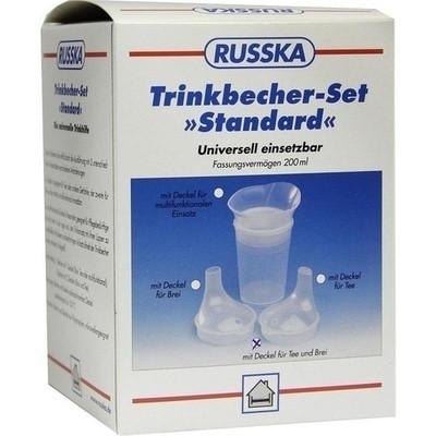 Trinkbecher Set Standard M.deck.f.tee U.brei (PZN 07628664)