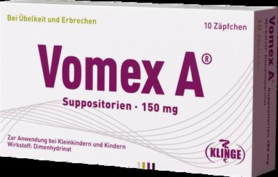 Vomex A 150 mg (PZN 01116555)