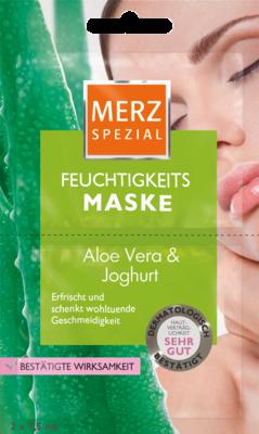 Merz Spezial Feuchtigkeits Maske (PZN 04944867)
