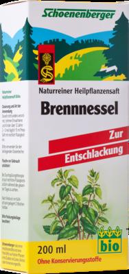 Brennesselsaft Schoenenberger (PZN 00692104)