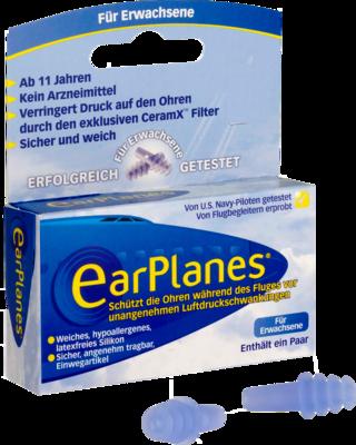 Earplanes Adult/erwachsene (PZN 01641942)