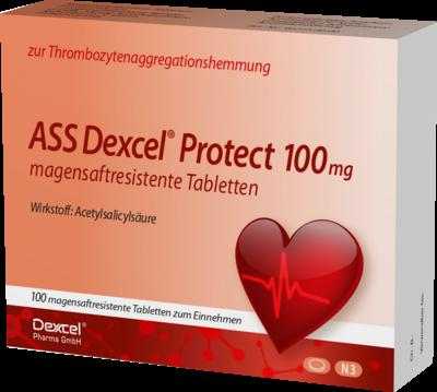 Ass Dexcel Protect 100mg (PZN 09318809)