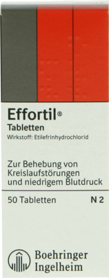 Effortil (PZN 01327387)