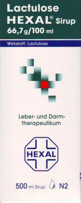 Lactulose Hexal (PZN 01330165)