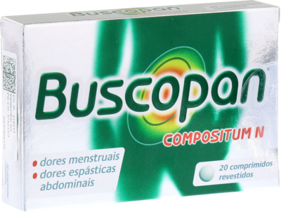 Buscopan Plus (PZN 07134287)