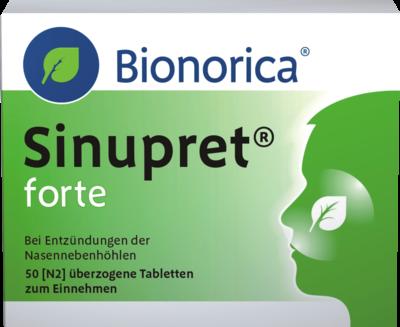 Sinupret Forte  Bionorica (PZN 08625573)