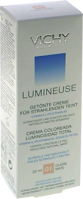 Vichy Lumineuse Mate clair normale/Mischhaut (PZN 08494042)