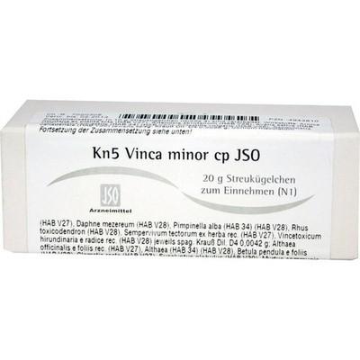 Jso Jkh Konst.-mittel Kn 5 Vinca Minor Cp Glob. (PZN 04943810)