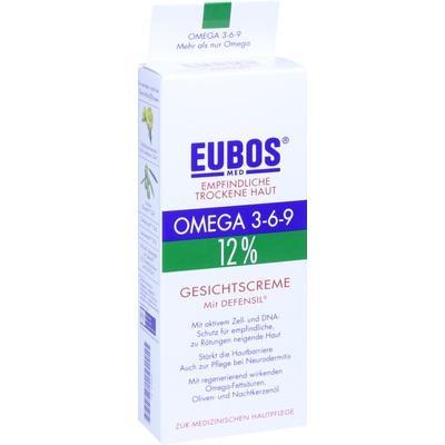 Eubos Empfindliche Haut Omega 3-6-9 Gesichts (PZN 07392894)