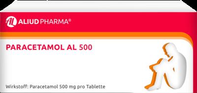 Paracetamol Al 500 (PZN 06718342)
