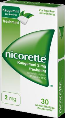 Nicorette 2 Mg Freshmint (PZN 03643419)