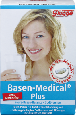 Fluegge Basen-medical Plus Basen (PZN 05458198)