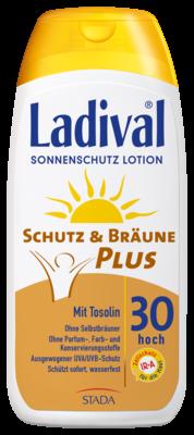 Ladival Schutz&bräune Plus Lotion Lsf 30 (PZN 10022706)