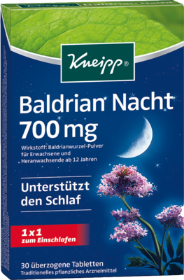 Kneipp Baldrian Nacht (PZN 10141919)