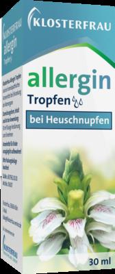 Klosterfrau Homoeo Allergin Fluessig (PZN 02855556)