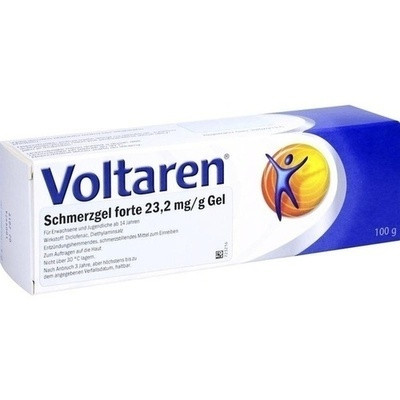 Voltaren Schmerzgel forte 23,2 mg/g (PZN 12452598)