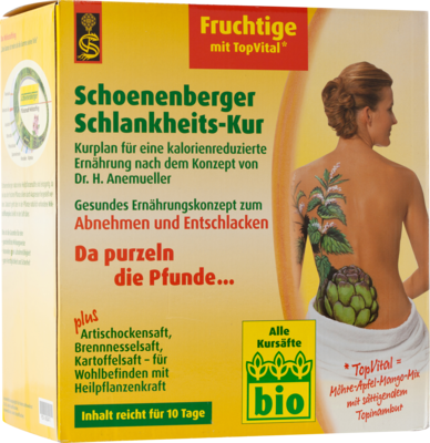 Schlankheitskur Fruchtige Schoenenberger (PZN 00692417)