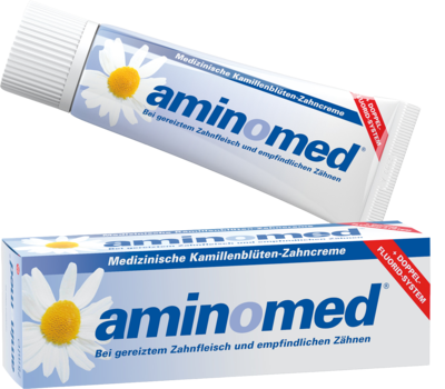 Amin O Med Fluorid Kamille Zahnpaste (PZN 00122878)