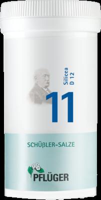 Biochemie Pflüger 11 Silicea D12 (PZN 06320042)