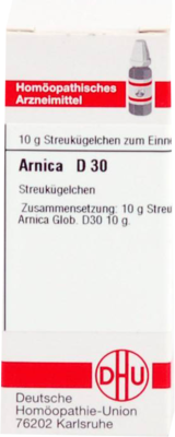 Arnica D 30 (PZN 01758466)