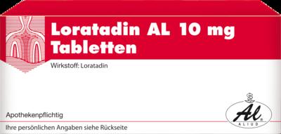 Loratadin Al 10 mg (PZN 01653968)