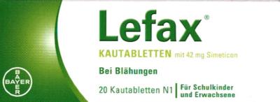 Lefax Kau (PZN 02487940)