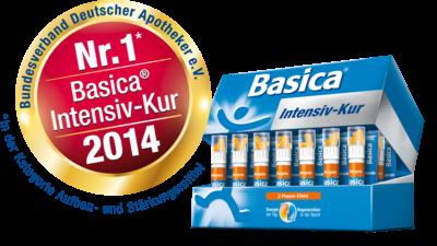 Basica Intensiv-kur Ampullen,  Und (PZN 09275419)