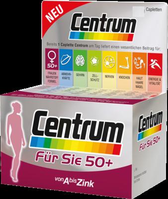 Centrum für Sie 50+ Capletten (PZN 10110899)