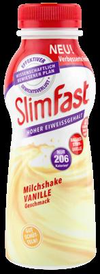 Slim Fast Fertigdrink Vanille (PZN 11280793)