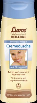 Luvos Naturkosmetik Cremedusche mit Orangenöl (PZN 10271674)