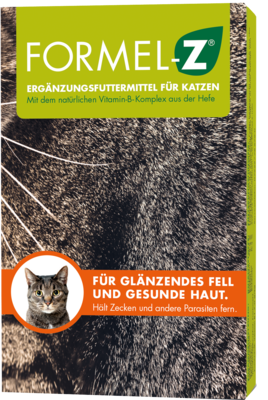 Formel Z Fuer Katzen Tabl. (PZN 00012807)