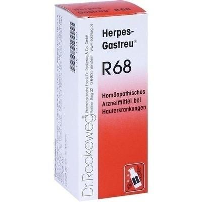 Herpes Gastreu R 68 (PZN 01374180)