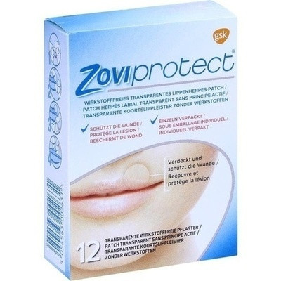 Zoviprotect Lippenherpes-Patch (PZN 11134436)